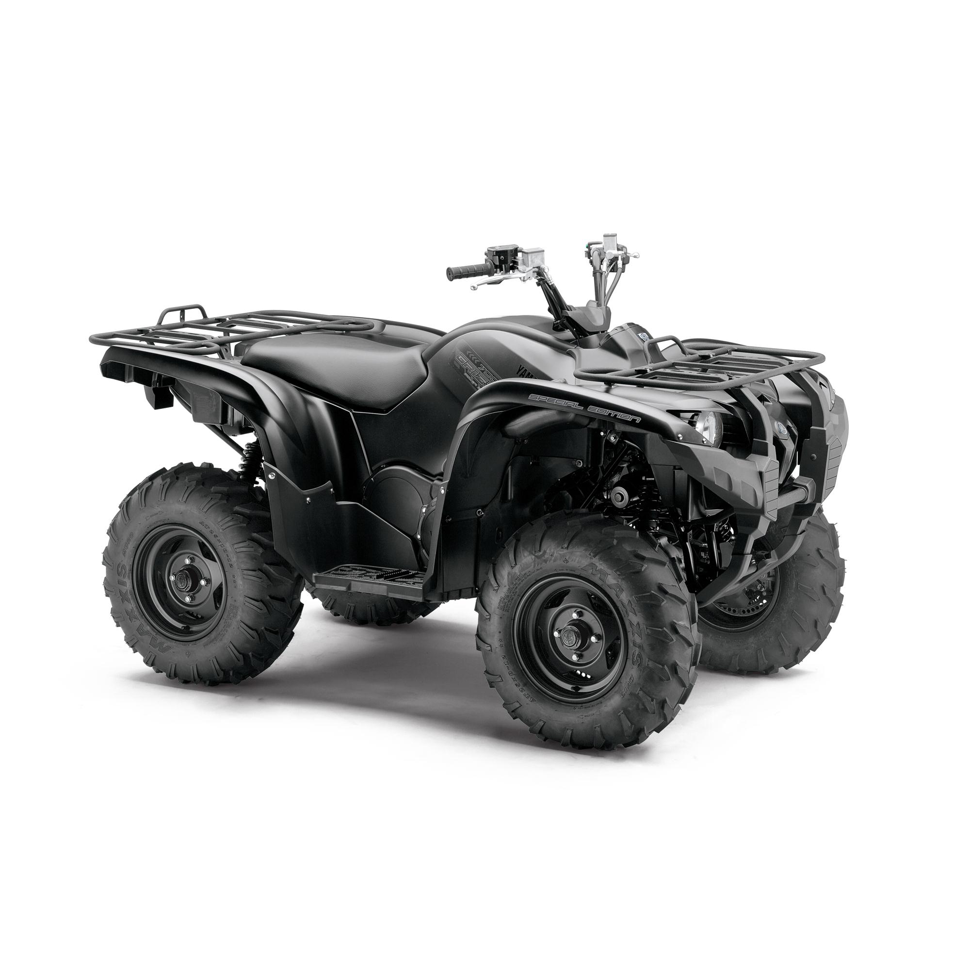 YAMAHA Grizzly 700/550